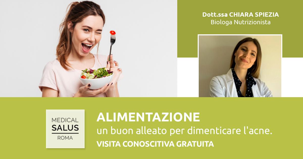 Alimentazione e acne
