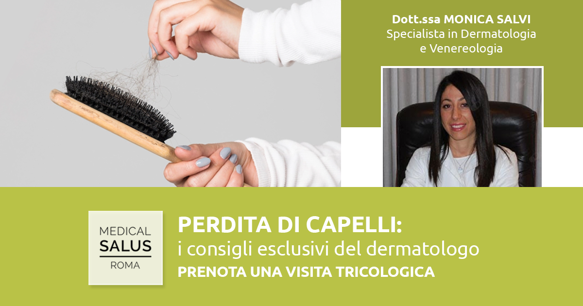 Caduta Capelli - Visita Tricologica